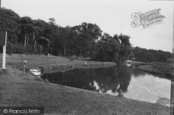 Lower Common And River c.1930, Coltishall