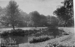 Coltishall, On The Bure 1902