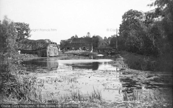 Photo of Coltishall, The Broads 1902
