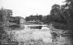 Coltishall, The Broads 1902