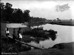Coltishall, The Broads 1902