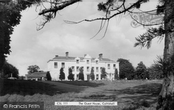 Coltishall, The Guest House c.1965
