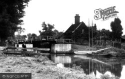 Coltishall, The Lock 1902