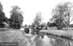 Coltishall, The Lock 1925