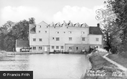 Coltishall, The Mill c.1950