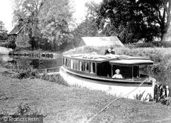 Coltishall, The Old Lock c.1930