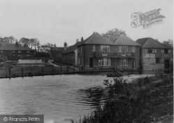 Coltishall, The River Bure c.1935