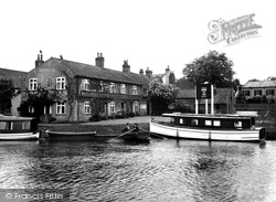 The Staithe c.1931, Coltishall