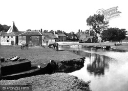 Coltishall, The Village 1902