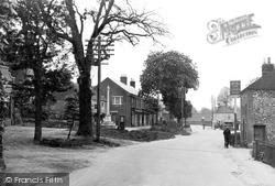 The Village c.1935, Coltishall