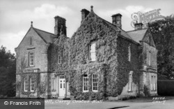 Carry Coates Hall c.1955, Colwell