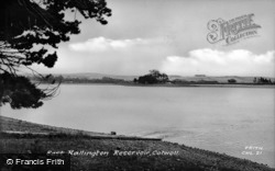 East Hallington Reservoir c.1960, Colwell