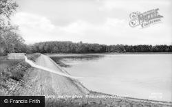 West Hallington Reservoir c.1960, Colwell