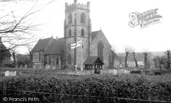 Church Of St Michael And All Angels c.1955, Colwich