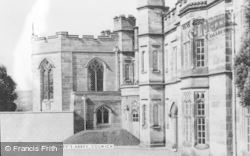 St Mary's Abbey c.1955, Colwich