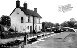The Lock House c.1955, Colwich