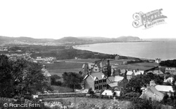 Colwyn Bay, 1898
