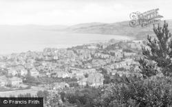 Colwyn Bay, Bay From Bryn Euryn c.1950