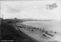 Colwyn Bay, Beach 1894