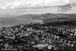 Colwyn Bay, c.1939