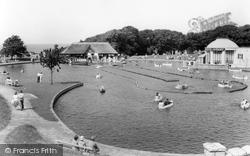 Eirias Park 1955, Colwyn Bay