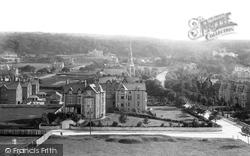 Colwyn Bay, From Colwyn Bay Hotel 1894