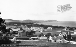 Colwyn Bay, From Old Colwyn 1906