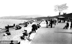 Colwyn Bay, New Promenade 1897