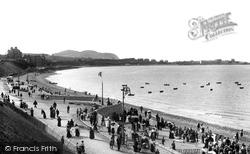 Colwyn Bay, New Promenade 1898