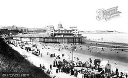 Colwyn Bay, Pier 1900