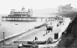 Colwyn Bay, Pier c.1900