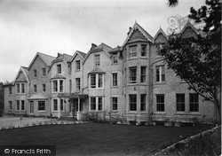Colwyn Bay, Plas-Y-Coed Methodist Guild Guest House c.1955