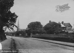 Colwyn Bay, Pwllycrochan Avenue 1892