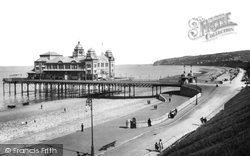 Colwyn Bay, The Pier 1900