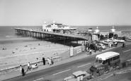 Colwyn Bay, the Pier 1961