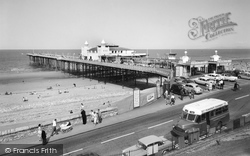 Colwyn Bay, The Pier 1961