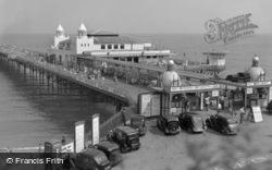Colwyn Bay, The Pier c.1961