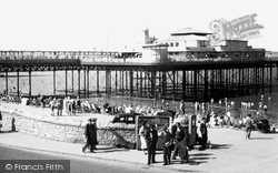 Colwyn Bay, The Pier Pavilion c.1939
