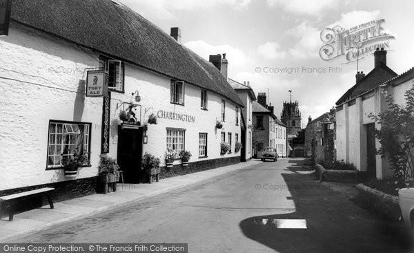 Colyton, Church Street c1965