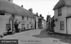 Church Street c.1965, Colyton