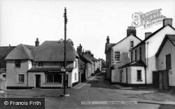 Fore Street c.1955, Colyton