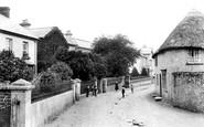 Colyton, North Street 1907