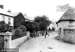 Colyton, North Street 1907