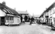 Colyton, Queen Square 1907
