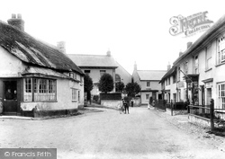 Colyton, Queen Square 1907