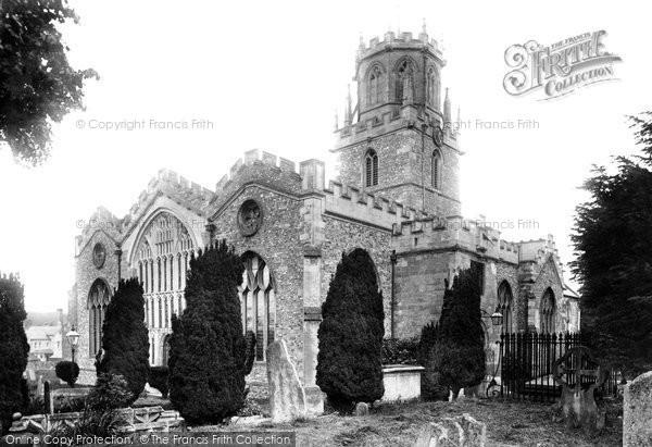 Colyton, Church 1907