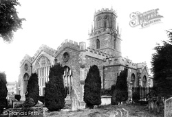 Colyton, St Andrew's Church 1907