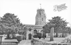 Colyton, St Andrew's Church c.1965