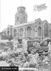 Colyton, The Church c.1960