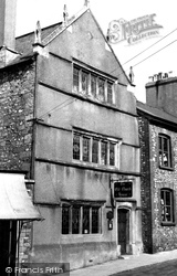 Colyton, The Old Church House c.1955